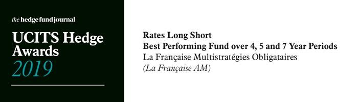 La Française Multistratégies Obligataires awarded Best