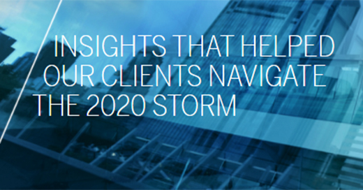 Alger Insights that Helped Our Clients Navigate the 2020 Storm
